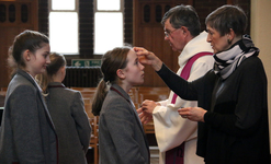 St George's College begins Lent